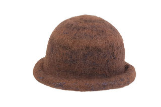 Bronze Felted Hat