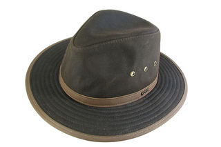 Oilskin Madison Outback Hat