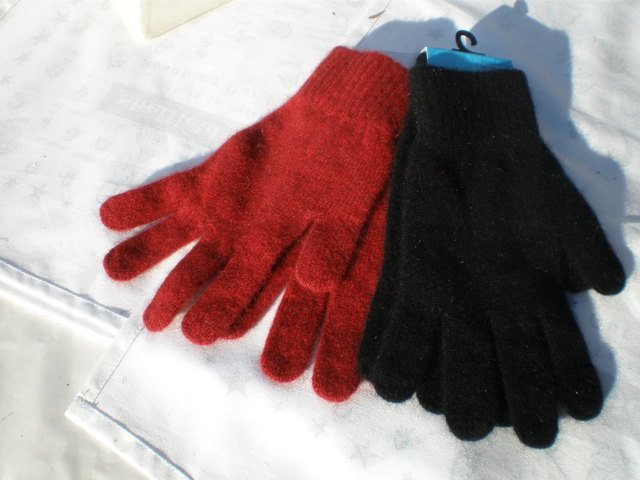 Merino Possum Gloves